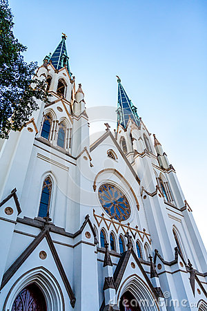 Free Spires On Ornate Church Royalty Free Stock Image - 64211886
