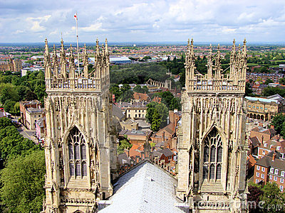 Spires of York