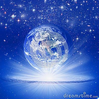 Free Spiritual Earth Stock Photo - 20638460