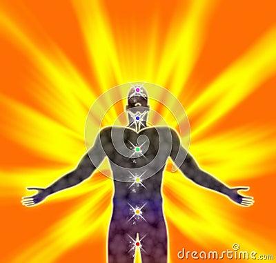 Spiritual energy
