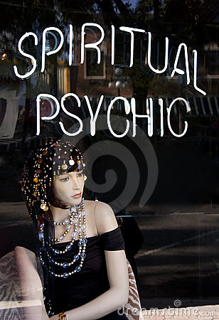 Free Spiritual Psychic Stock Photos - 18994033