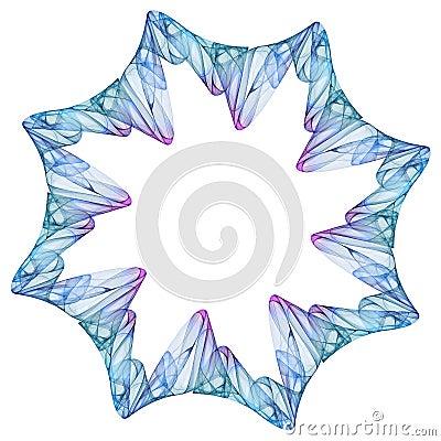 Spiritual snowflake