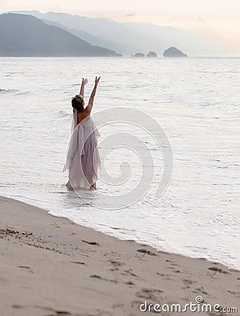 Free Spiritual Woman Stock Image - 368751