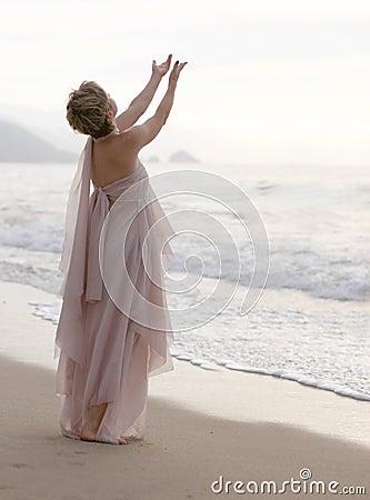 Free Spiritual Woman Stock Photo - 368870