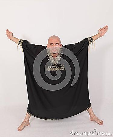 Spiritualist master hypnotist