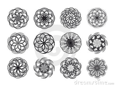 Spirograph collection
