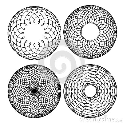 Spirograph Pattern Stock Photos, Royalty-Free Images & Vectors ...
