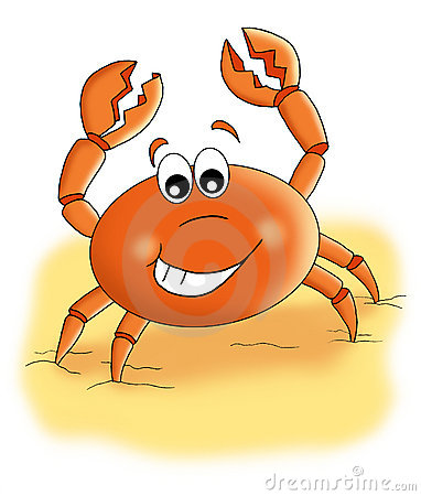 Spiteful crab