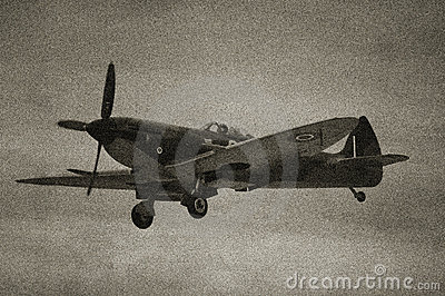 Spitfire Editorial Image