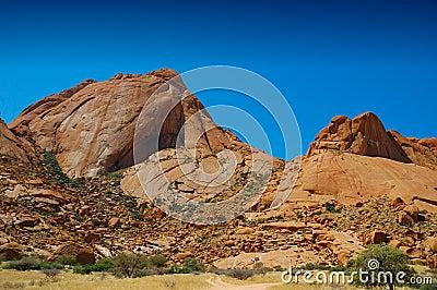 Spitzkoppe Mountain (Namibia)