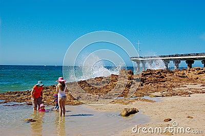 Splash Festival at Hobie Beach, Port Elizabeth Editorial Image
