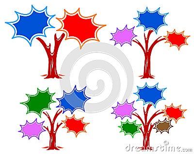 Splash frames tree