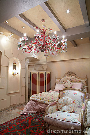 Splendid bedroom