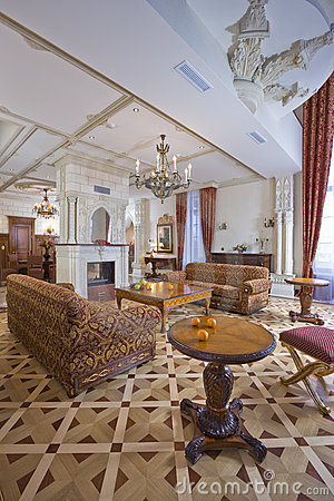 Splendid  drawing room