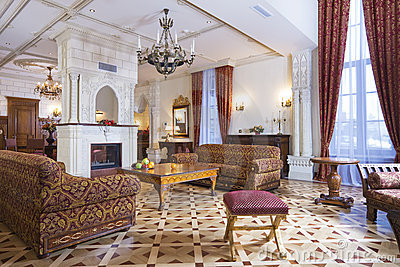 Splendid  drawing room