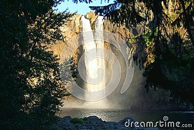 Splendid Snoqualmie Falls