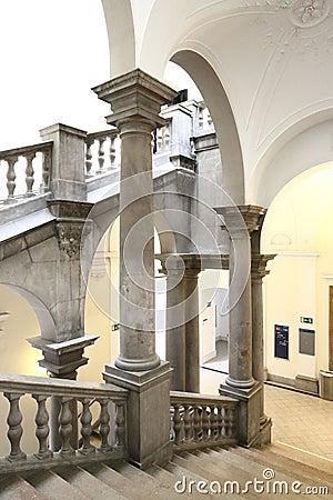 Splendid Stairway