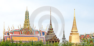 Splendid Thai temple