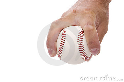 Split finger fastball grip