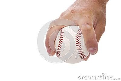 Split finger fastball grip