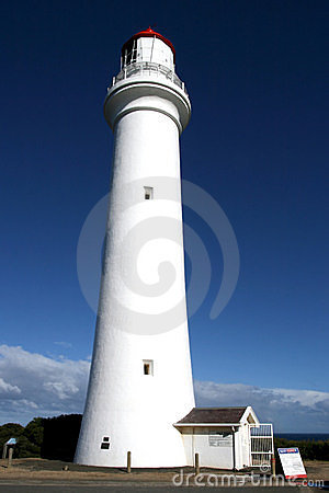 Free Split Point Lighthouse Stock Photography - 10239022