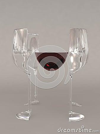 Split Wine