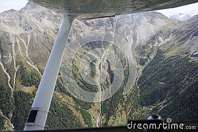 Spluga valley - Drain river