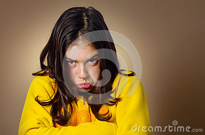 Stubborn Girl