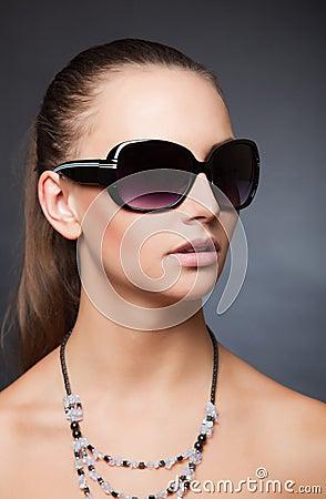 Spojrzenie wspaniali okulary przeciwsłoneczne