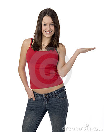 Free Spokesperson Stock Image - 2251421