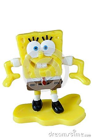 Sponge Bob Editorial Photo