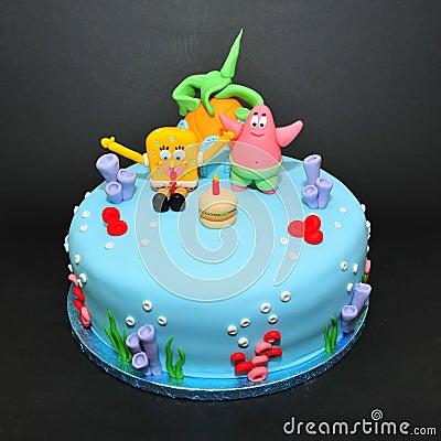 Birthday Cake Vienna Austria