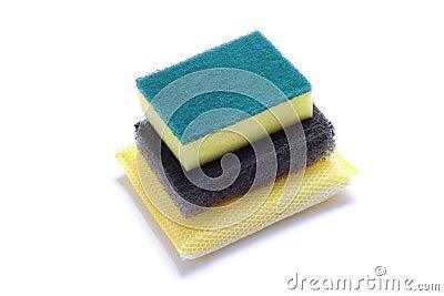 Sponge and scrub
