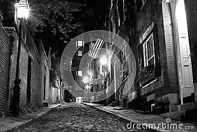 Spooky boston