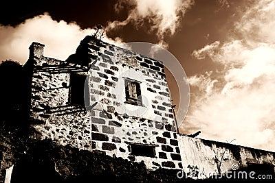 Spooky Hacienda