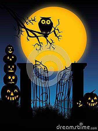 Spooky Halloween 4
