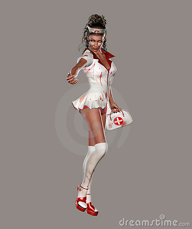 Spooky Nurse