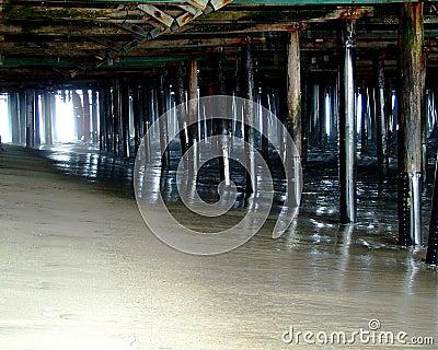 Spooky Pier Underworld