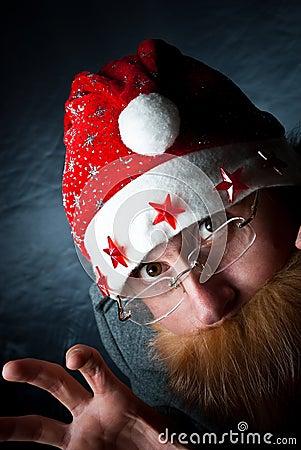 Spooky Santa
