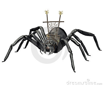 Spooky spider 2