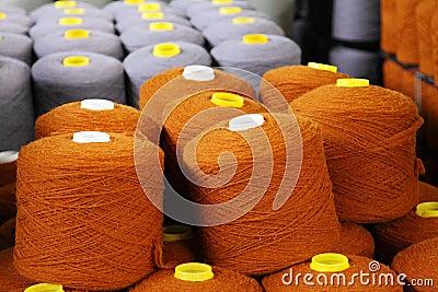 A spool of thread
