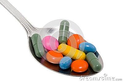Spoon of Drugs