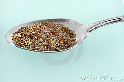 Spoonful of Flax Meal