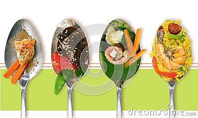 Spoons Foods