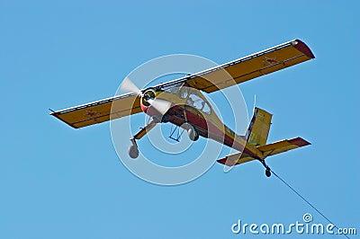 Sport aeroplane