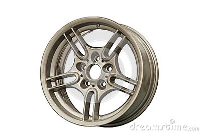 Sport alloy rims
