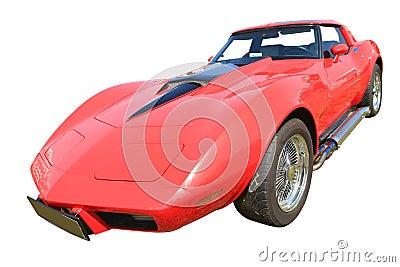 Sport American Car 70th, Vintage