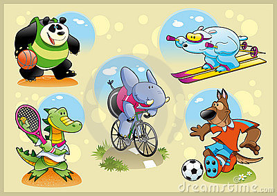 Sport -Animals