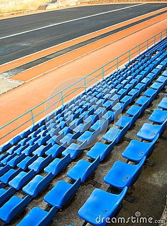 Sport arena seats