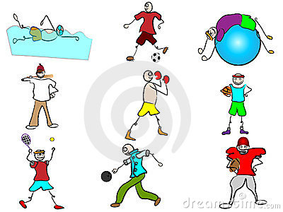 Sport avatars